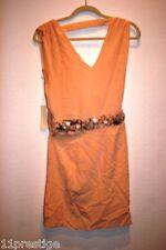 $98 NWT JENNY HAN    SLEEVELESS SILK CREPE DRESS
