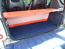 Smart ForTwo Parcel Shelf Cover and Supporting Rods for all 450 Models - RedPl
