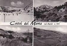 # CASTEL DEL MONTE: 4 VEDUTE