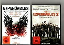 The Expendables 1+2 (FSK 18) (2014) 2-DVDs DVD 347