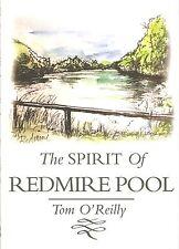 O'REILLY LITTLE EGRET PRESS FISHING BOOK SPIRIT OF REDMIRE POOL hardback LIMITED