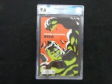 Totally Awesome Hulk #3 Cho Variant FREE SHIPPING