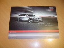 Publipostage Audi A4 Avant de 2008