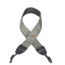 Bohemia style Grey DSLR Camera Shoulder Neck Belt Strap For Canon Nikon Sony.