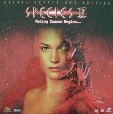 SPECIES II WS CC AC3 LASERDISC NTSC Natasha Henstridge, Michael Madsen
