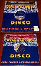 "JOHN MORALES 4x 12"" VINYL LP Lot CLUB KINGS MOTOWN DIVAS Diana Ross Temptations"