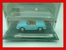 1:43 1/43 HACHETTE abarth collection FIAT 750 SPIDER ALLEMANO 1958 - MB