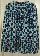 NWT Tommy Hilfiger  blouse size XL