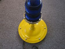 Cobalt Blue 120 volt Led Wired Naples Fl Man Cave Airport Runway Taxiway Light