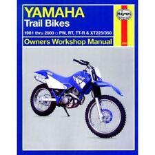 Yamaha PW Motorcycle Books