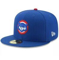 Chicago Cubs New Era MLB Royal Cub Baseball Diamond Era 59FIFTY Fitted Hat Cap