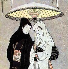 ESTAMPES JAPONAISES P-A.Lesmoine H.Vever Japon Japonais L'ILLUSTRATION NOËL 1928