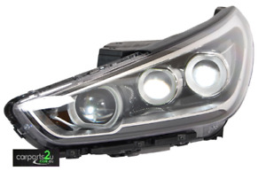 TO SUIT HYUNDAI I30 PD HEAD LIGHT 04/17 to 01/20 LEFT