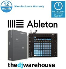 Ableton Push 2 Music Production Controller + Ableton Live 9 Suite Bundle