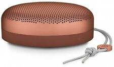 B and O PLAY By Bang and Olufsen Beoplay A1 Bluetooth Speaker - Tangerine Red