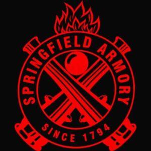 Springfield Armory Firearms Logo Nike Dri-Fit Mens Polo XS-4XL, LT-4XLT New