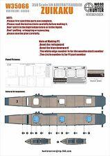 Hunter W35066 1/350 Wood deck IJN Zuikaku for Fujimi