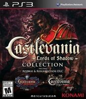 Castlevania: Lords of Shadow Collection - Playstation 3 Game