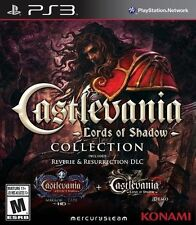 Castlevania Lords of Shadow Collection PlayStation 3, PS3 - BRAND NEW