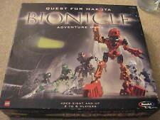 Quest For Makuta Bionicle Adventure Lego Board Game by Rose ArtQuest For Makuta