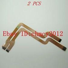 2pcs LENS Shaft Flex Cable For Sony Cyber-Shot DSC-F717 DSC-F707 Digital Camera