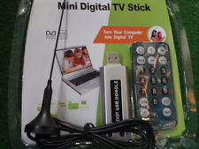 Dvb-t1 USB-Stick incl. antenna + telecomando Digital TV + radio su Pc + lap 25190