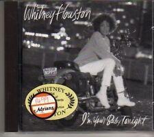 (BV154) Whitney Houston, I'm Your Baby Tonight - 1990 CD