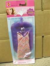 2000 Barbie *Travel In Style* Fashions