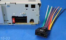 USA Verkäufer. JVC Stecker Kabelbaum KD AVX44 AVX33 AVX11 DV5500 AVX77 AVX40 S88BT X50BT