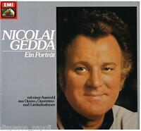 Nicolai Gedda : ein Portrait - LP Emi