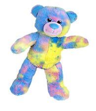 """""""Cotton Candy"""" Bear  (16"""" Teddy Mountain Bear) Like Build A Bear"""