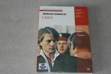 Lawa - DVD Konwicki Tadeusz POLISH RELEASE SEALED FILM POLSKI ENGLISH SUBTITLES