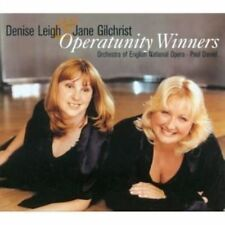 CD Denise Leigh & Jane Gilchrist Operatunity Winners /neu