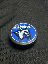 ECHL Augusta Lynx Hockey Puck New