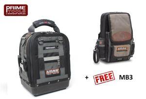 Veto Pro Pac TECH-MCT Tool Bag + FREE MB3 Meter Bag