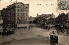 CPA LYON Place de Paris (442297)