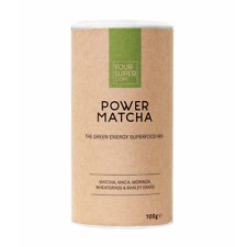 Your Super Food Power Matcha Mix,100g, Retail Price:$30.49