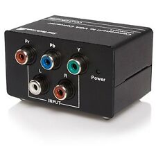StarTech CPNT2VGAA StarTech.com Component to VGA Video Converter with Audio - VG