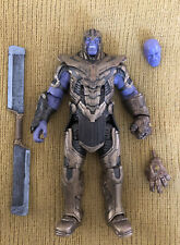 Hasbro Marvel Legends Armored Thanos Endgame MCU Complete BaF Figure Customized