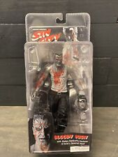 Neca Sin City Bloody Marv with Gladys, Handcuffs, Hacksaw, and Severed Head