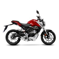 HONDA CB125R 2018-2020 LEOVINCE LV-ONE EVO STAINLESS EXHAUST SYSTEM *IN STOCK*