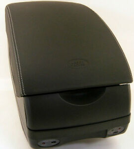 Land Rover OEM Black Leather Topped Cool Box For Rear Seat LR4 Range Rover LR2