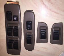 92 93 94 95 96 Toyota Camry Front & Rear Master Window Switch SET
