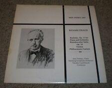 Strauss Burleske Rosenkavalier Suite Vienna Philharmonic Fanfare Hubeau~FAST!!!