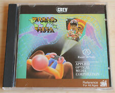 CDTV World Vista (Amiga, 1991, Jewel-Case)