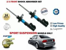 FOR SAAB 9-5 SPORTS 1997-2009 NEW 2X FRONT LEFT RIGHT SHOCK ABSORBER SHOCKER SET
