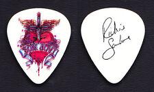 Bon Jovi Richie Sambora Signature White Guitar Pick 2007/2008 Lost Highway Tour