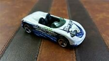 "RARE VINTAGE ""MX48 TURBO BLUEYE RACING"" SUPER TUNER * HOT WHEELS * OPEN"