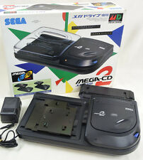 MEGA CD 2 Console System Boxed SEGA Tested JAPAN Ref/T31074573