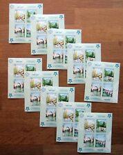Europa CEPT bosnherz (Serbian rep) BL. 13 B (2005) Fr/** (mnh) 10 ST - € 700